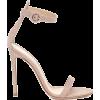 GIANVITO ROSSI Verzierte Sandalen Portof - 凉鞋 -