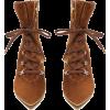 GIANVITO ROSSI - Boots - 990.00€  ~ £876.03