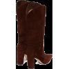 GIANVITO ROSSI - Boots - 990.00€  ~ $1,152.66