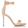 GIANVITO ROSSI ankle-strap sandal - Sandals -