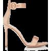 GIANVITO ROSSI ankle-strap sandal - Sandali -