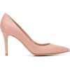 GIANVITO ROSSI classic pointed pumps - Classic shoes & Pumps -