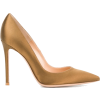 GIANVITO ROSSI pointed stiletto pumps - Scarpe classiche -