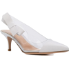 GIANVITO ROSSI slingback pointed toe pum - Classic shoes & Pumps - $634.00  ~ £481.85