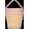 GIGI BURRIS MILLINERY woven basket bag - Hand bag -