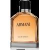 GIORGIO ARMANI eau d'arômes perfume - フレグランス -