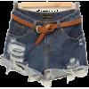 GIRLZINHA MML WEB - Shorts -