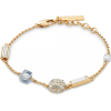 GISEL GOLD CRYSTAL BRACELET - Narukvice -