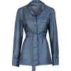 GIULIVA silk jacket - Jacket - coats -