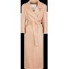 GIULIVA tweed herringbone wool coat - Giacce e capotti -