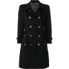 GIVENCHY double-breasted fitted coat - Jacket - coats -