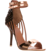 GIVENCHY gold - Sandals -