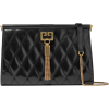 GIVENCHY Gem medium quilted glossed-leat - Hand bag -