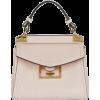 GIVENCHY  MINI MYSTIC BAG IN SOFT LEATHE - Hand bag -