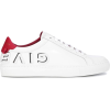 GIVENCHY Urban Knots leather sneakers - Sneakers -