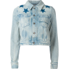 GIVENCHY denim jacket - Jakne in plašči -