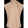 GIVENCHY neutral blouse - Srajce - kratke -