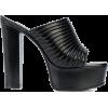 GIVENCHY ridged platform mules - Sandals -
