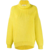 GIVENCHY yellow pullover - Pullovers -