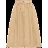 GOLDEN GOOSE Adele denim midi skirt - Skirts -