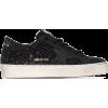 GOLDEN GOOSE Hi Star glitter low-top sne - Sneakers -