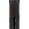 GOLDEN GOOSE Kim frayed-edge straight-le - Jeans -