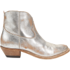 GOLDEN GOOSE Young Cowboy Metal Tip Boot - Buty wysokie -