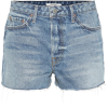 GRLFRND Cindy high-rise denim shorts - Shorts -