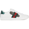 GUCCI Ace Embellished Sneakers - Zapatos -