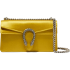 GUCCI Dionysus Satin Shoulder Bag £1,275 - Hand bag -