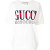 GUCCI Gucci Cities print T-shirt - T-shirts -