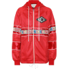 GUCCI Perforated zipped hoodie - Jacket - coats - $1,300.00
