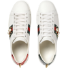 GUCCI Ace studded leather sneakers - Tenisówki -