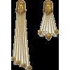 GUCCI Asymmetrical Hercules earrings - Aretes -