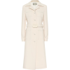 GUCCI Belted wool coat - Jacket - coats -