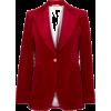GUCCI Cotton-blend velvet blazer - Jacket - coats - $2,600.00