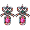 GUCCI Crystal-embellished earrings - Orecchine - $565.00  ~ 485.27€