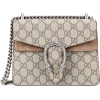 GUCCI Dionysus GG Supreme Mini shoulder - Hand bag -