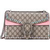 GUCCI Dionysus GG Supreme Small coated c - Hand bag -