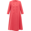 GUCCI Double-breasted flared wool coat - Giacce e capotti -