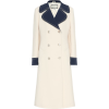 GUCCI Double-breasted wool coat - Jacket - coats -