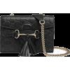 GUCCI EMILY GUCCISSIMA MINI SHOULDER BAG - メッセンジャーバッグ - $1,259.99  ~ ¥141,810