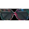 GUCCI EYEWEAR glitter striped sunglasses - Gafas de sol -