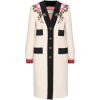 GUCCI Embroidered wool coat - Chaquetas - $3,980.00  ~ 3,418.36€