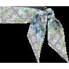 GUCCI GG Blooms silk scarf - スカーフ・マフラー -