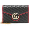 GUCCI GG Marmont leather shoulder bag - Hand bag -