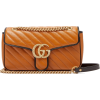 GUCCI  GG Marmont small quilted-leather - 手提包 -