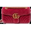 GUCCI GG Marmont velvet shoulder bag €14 - Hand bag -