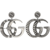 GUCCI GG clip-on earring - Earrings -