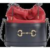 GUCCI Gucci 1955 Horsebit leather bucket - 斜挎包 -
